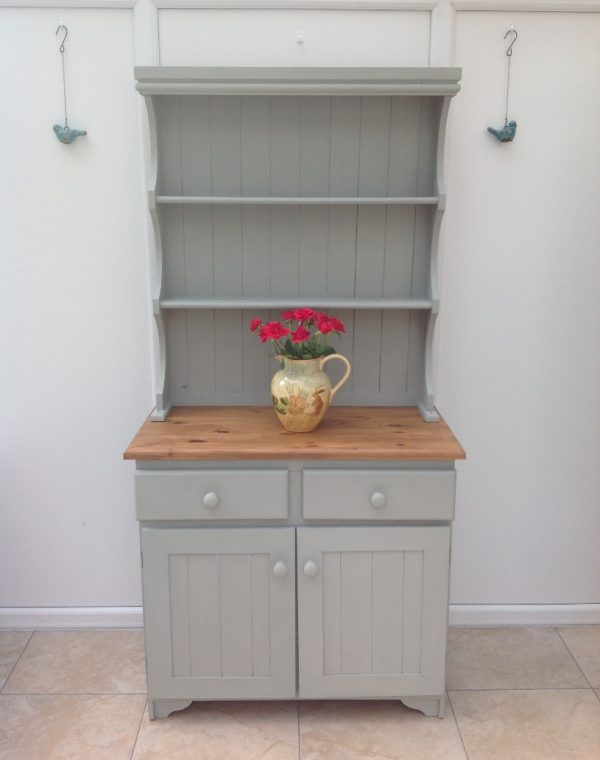 Dresser.. Painted with Autentico Chalk Paint in colour 'After Rain'