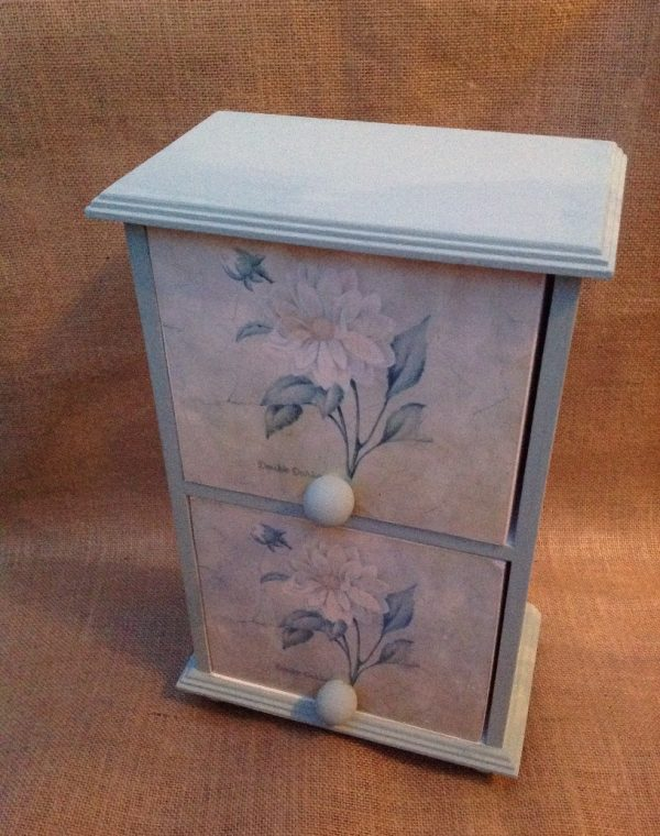 drawers x 2